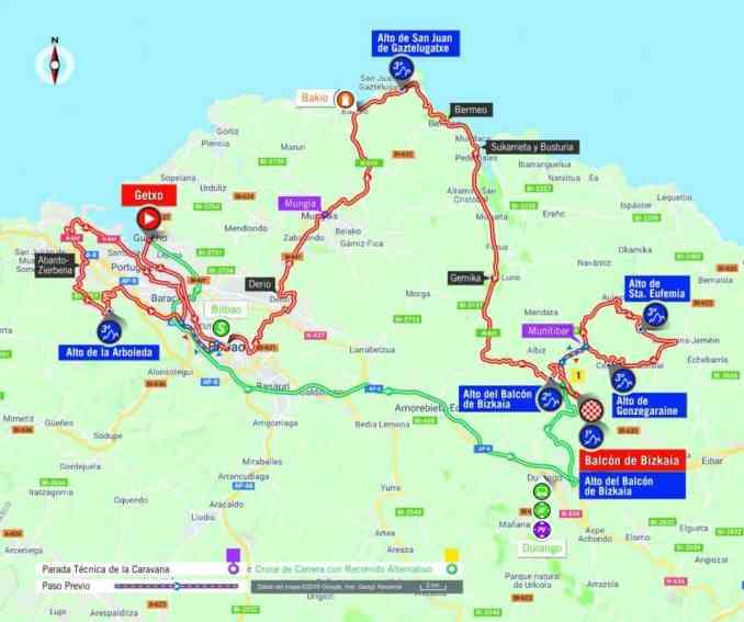 wielrenschoenen-nl Vuelta-2018-route-etappe 17