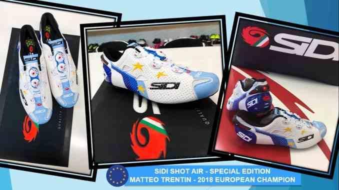 wielrenschoenen-nl Matteo Trentin SIDI shoes 2