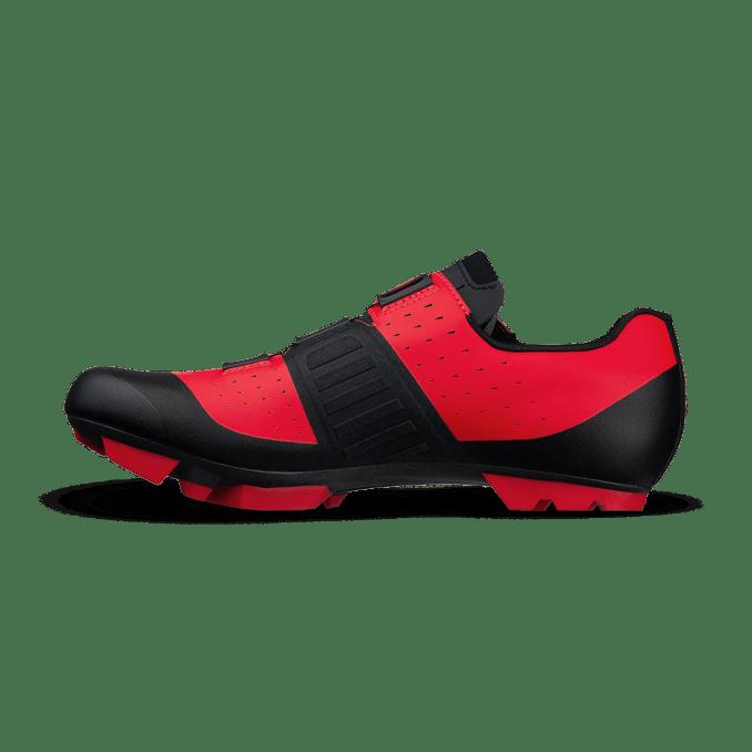 wielrenschoenen_nl Vento Overcurve X3-red-black-inside