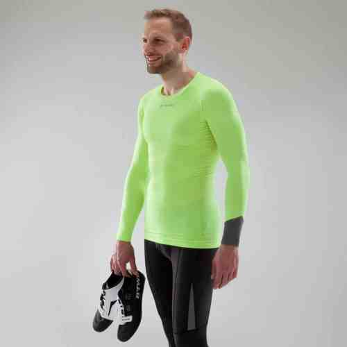 wielrenschoenen-nl- Fietsondershirt-lange-mouwen -heren- Warm MTB-schoen cadeautips