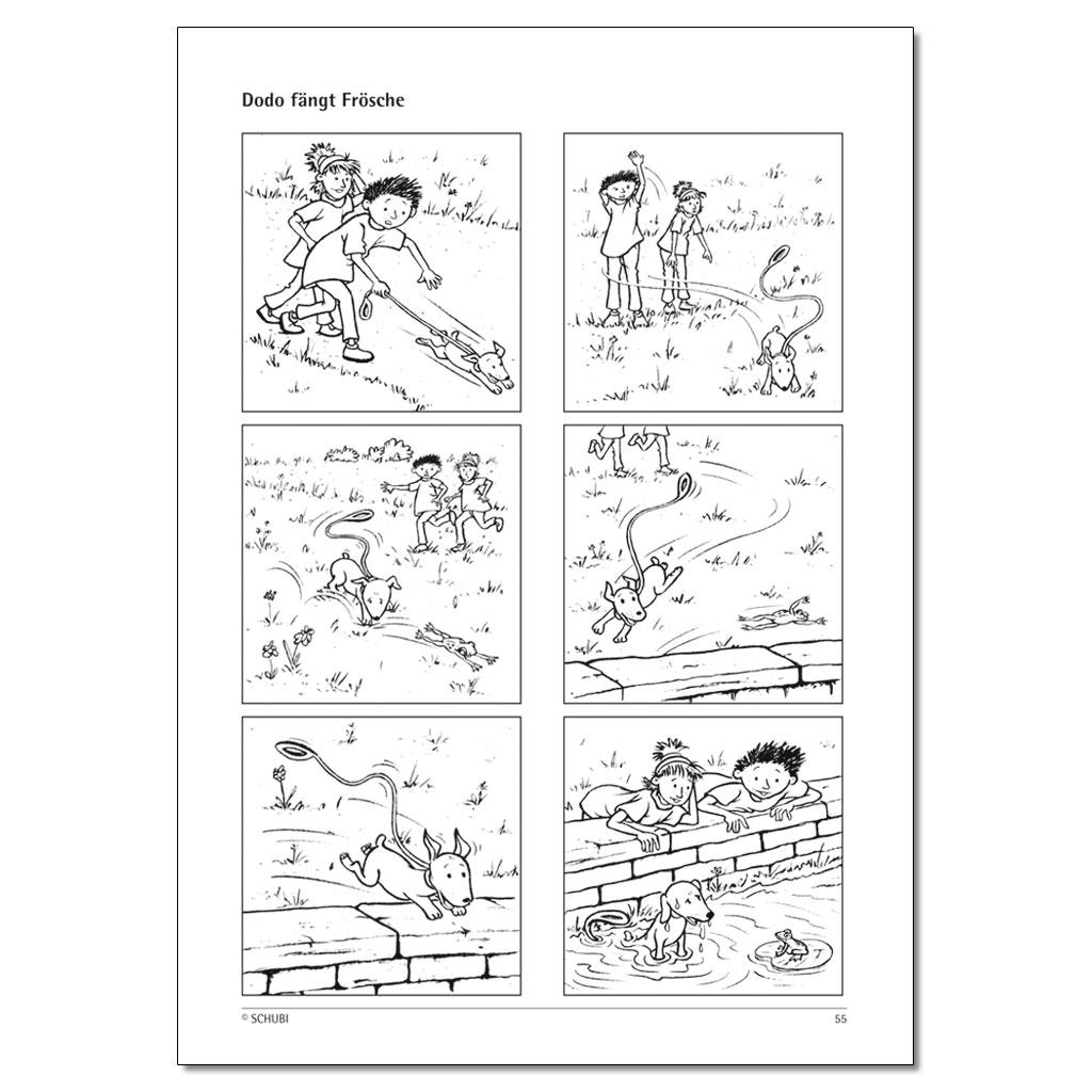 Ideas About Bildergeschichten Grundschule On