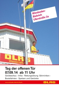 Tag der offenen Tür DLRG Biebrich-Amöneburg