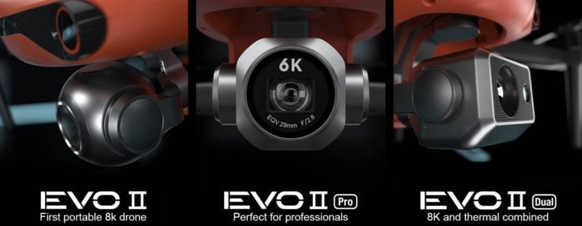 Evo II Kamera