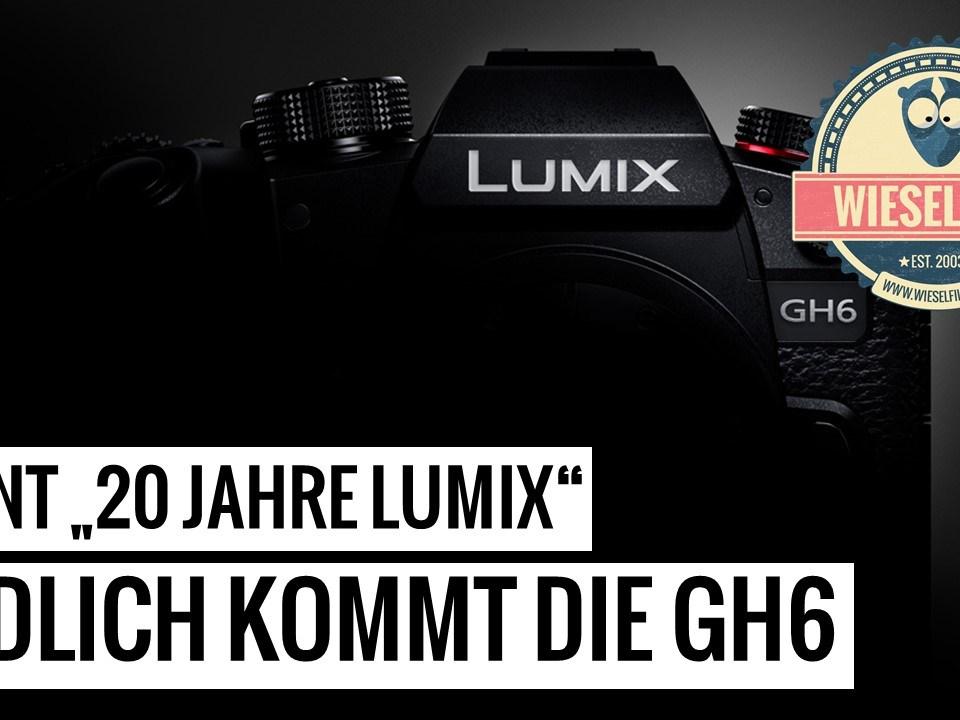 20 Jahre Lumix