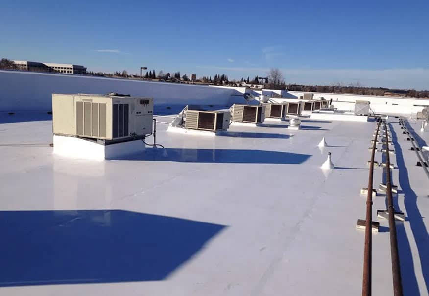 commercial roof installation wichita ks