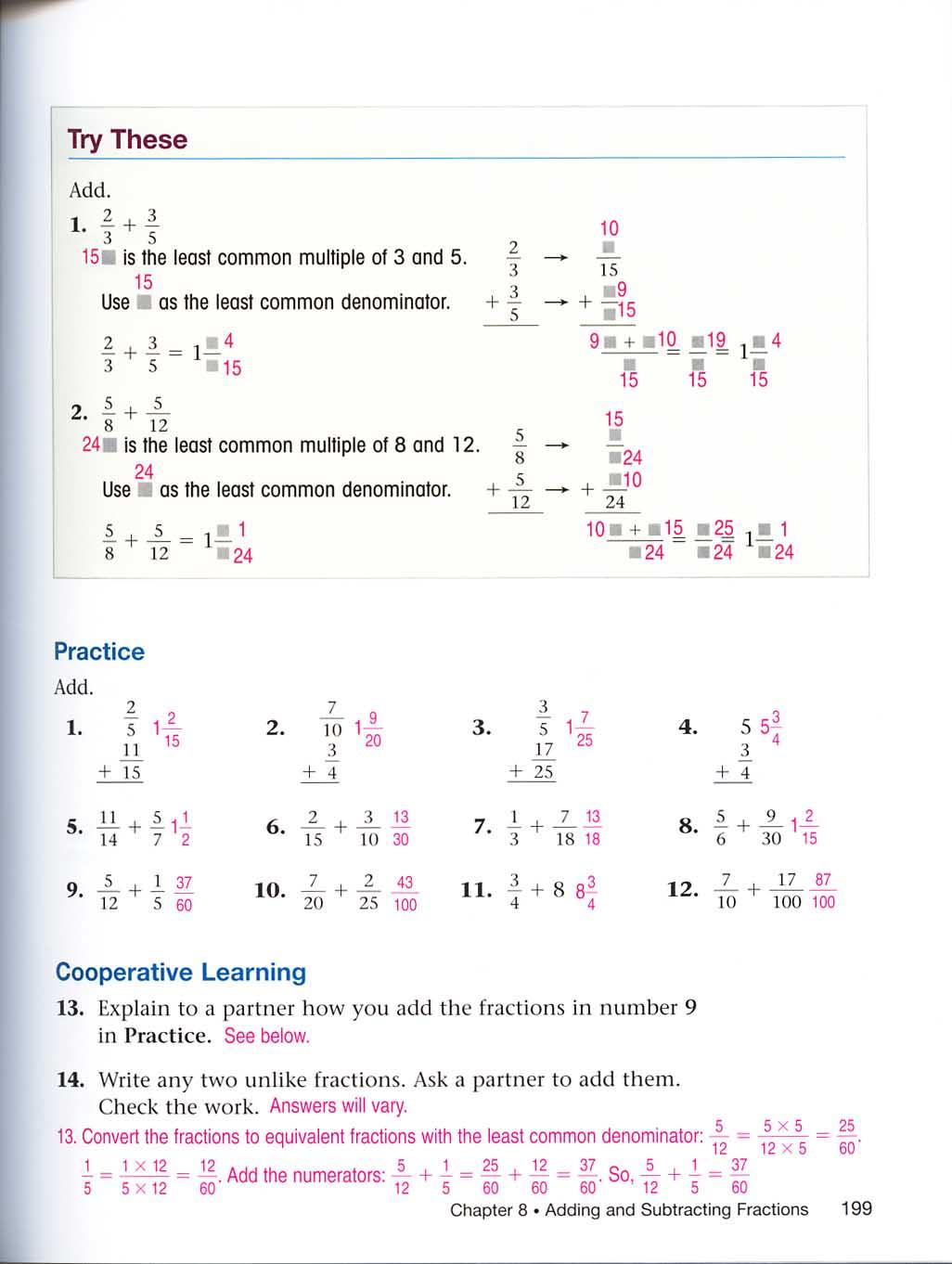 Pacemaker Pre Algebra Teacher S Answer Edition