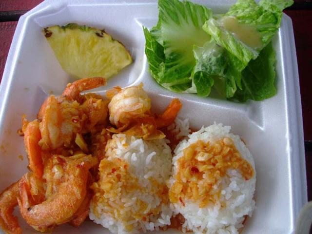 kahuku shrimp