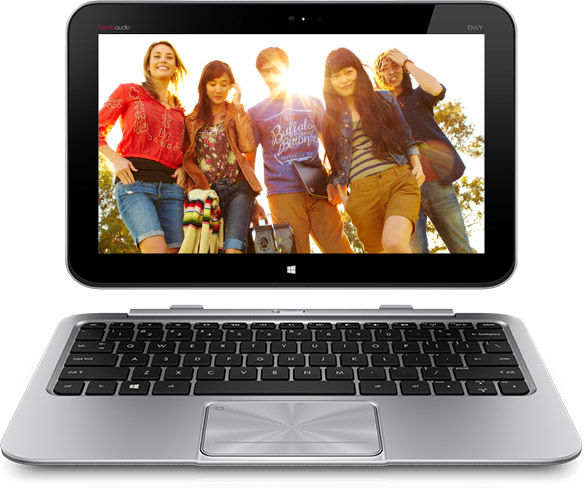ENVY X2 with slide off tablet
