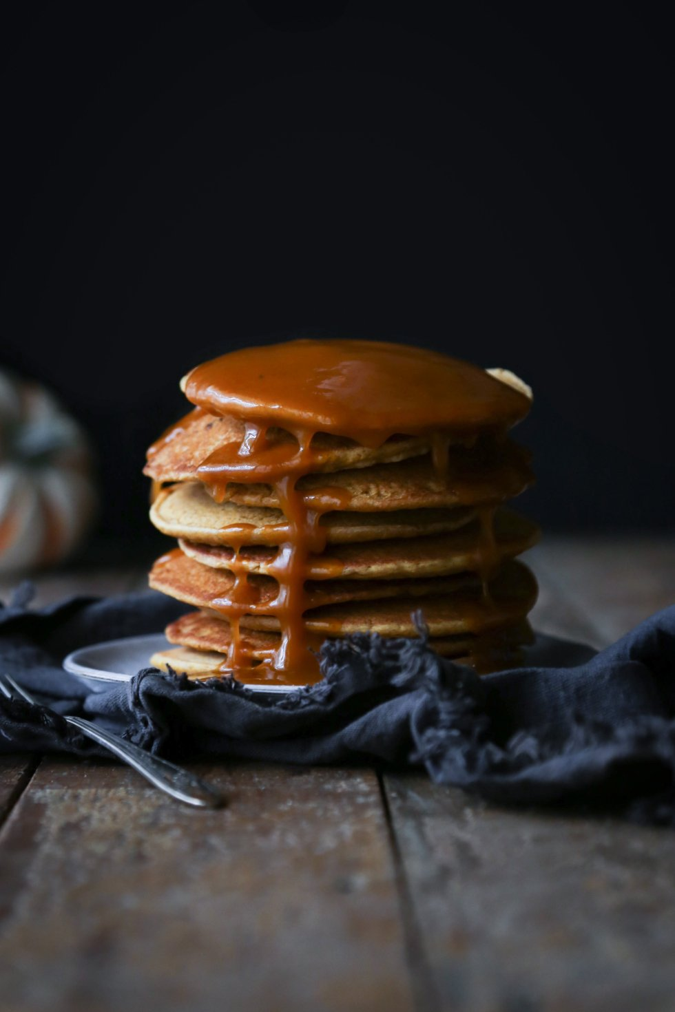 Pumpkin Pancakes | Wife Mama Foodie