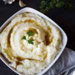 Brown Butter Potato And Cauliflower Mash