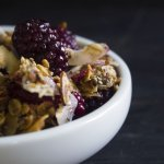 Berry Breakfast Crisp