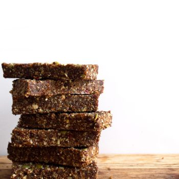 Raw Fig and Nut Bars