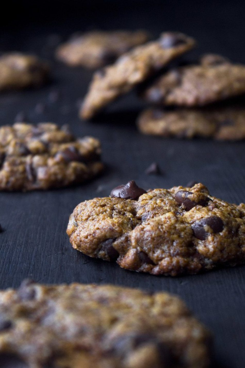 Coconut Sugar Chocolate Chip Cookies