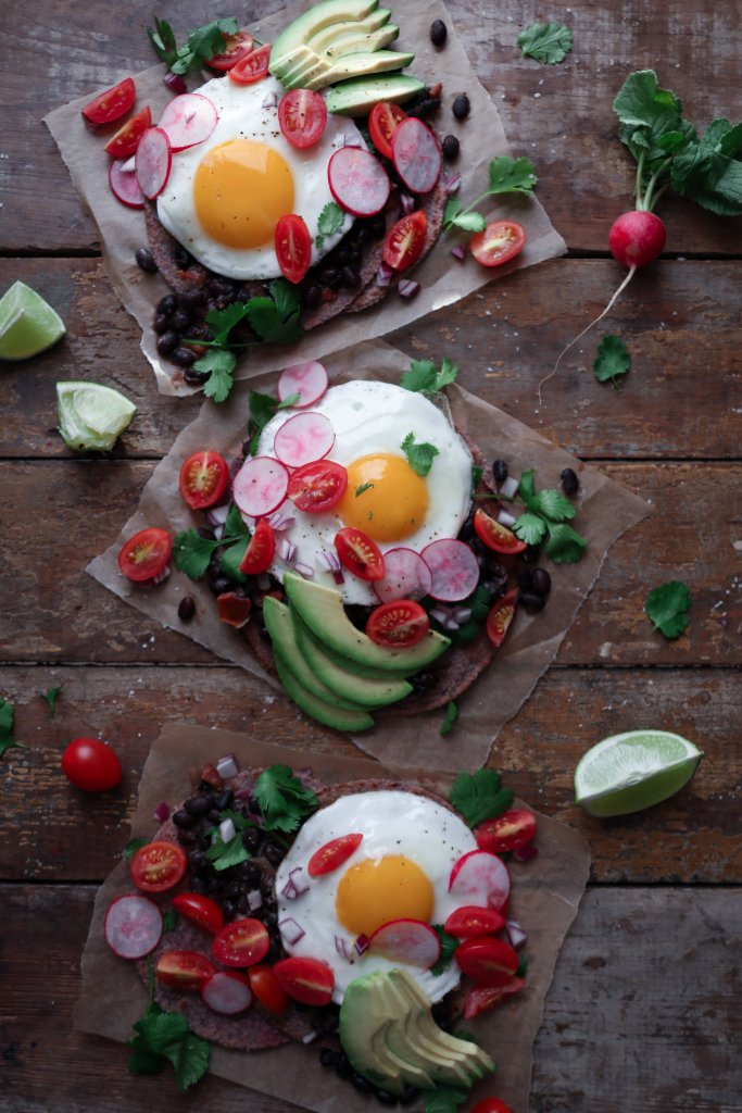 Huevos Rancheros | Gluten and dairy free.