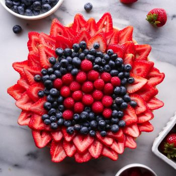 Simple Fruit Tart
