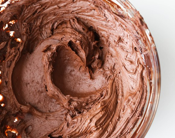 Two-Ingredient Chocolate Frosting