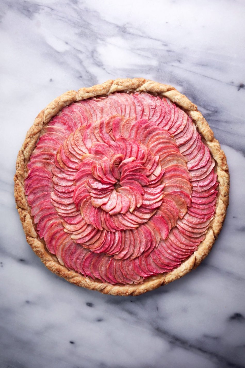 Simple Apple Galette | Wife Mama Foodie