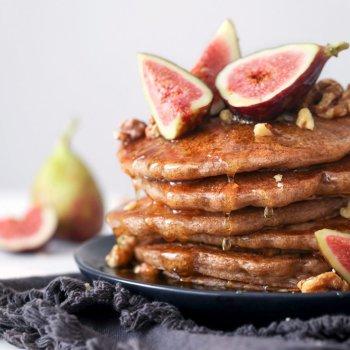 Chai-Spiced Pancakes