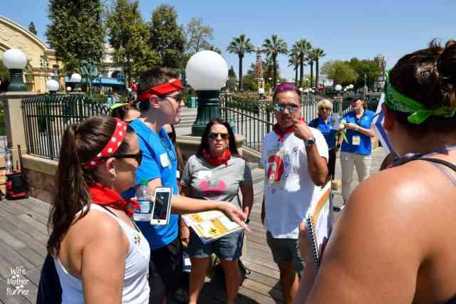 The Cigna Scavenger Hunt through Disney's California Adventure