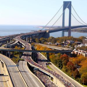NYC Marathon Taper