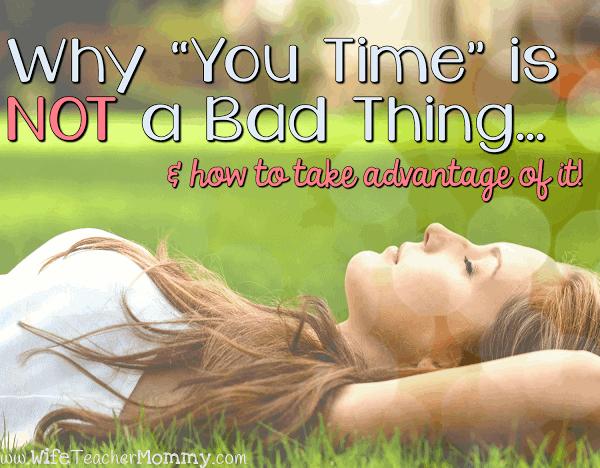 Avoiding Teacher Burnout with You Time