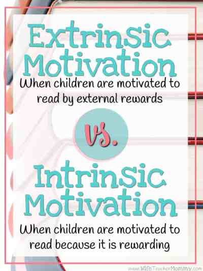 Extrinsic vs Intrinsic Motivation