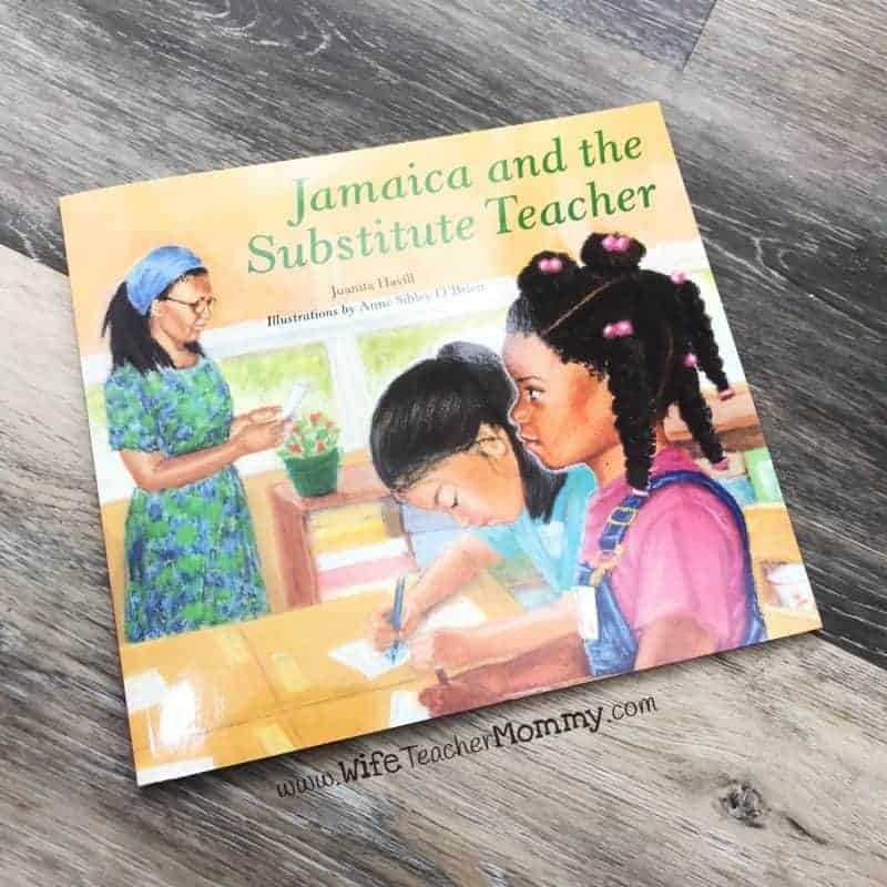 Jamaica and the Substitute Teacher Book Review