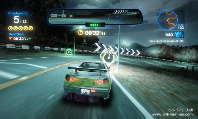 تحميل لعبة سباق السيارات الخطير Blur