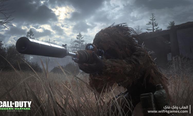 تحميل لعبة Call Of Duty Modern Warfare Remastered