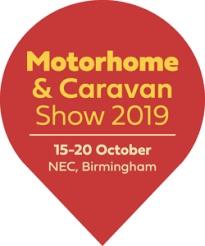 Motorhome and Caravan Show 15 – Sun, 20 Oct 2019