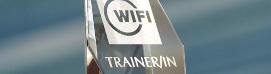 Wifi Trainer Award 2008 Markus Schauer