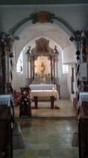 Kirche St. Urban Wifling   Altar