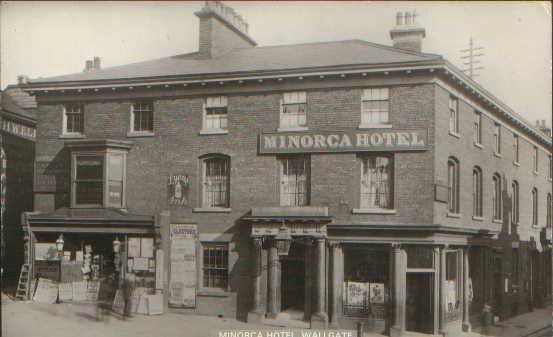 Minorca Hotel.
