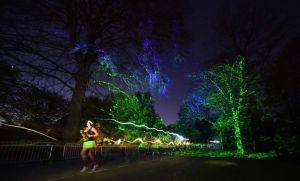 Glow in the Park: London @ Kempton Park Racecourse | Sunbury-on-Thames | United Kingdom