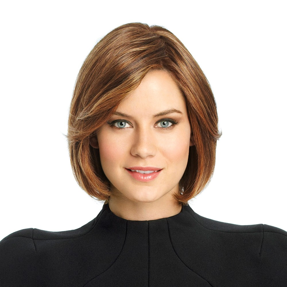 Raquel Welch Soft Focus Wig Black Label Human Hair