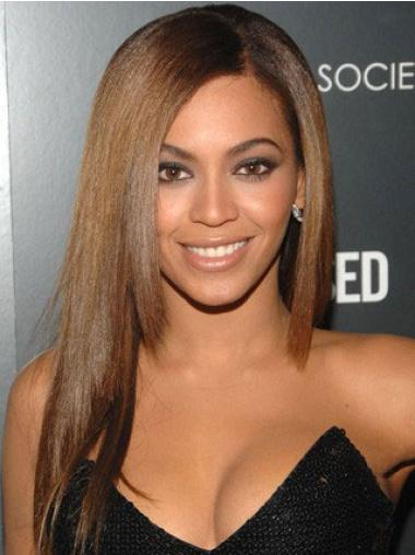 Beautiful Brown Straight Long Beyonce Wigs Beyonce Honey