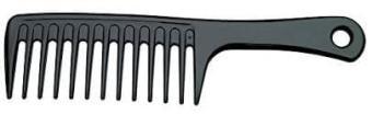 wig big tooth comb