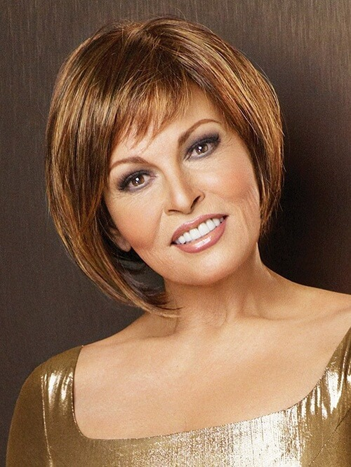 Mature Woman Type wig