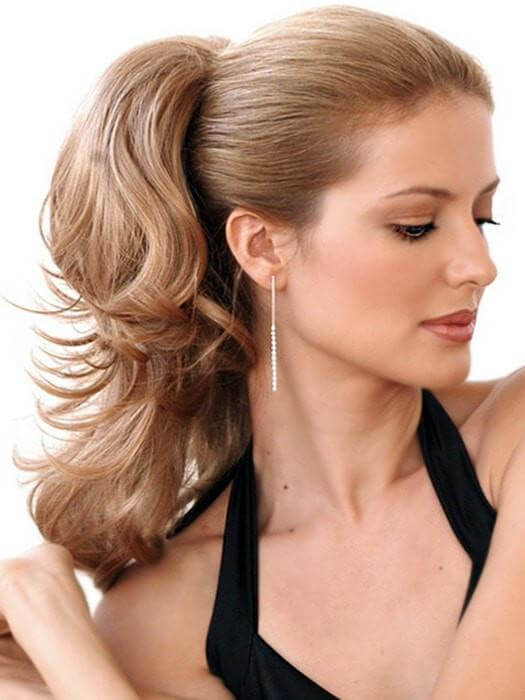 Rampage Synthetic Ponytail wig