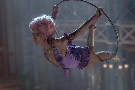 Ann Wheeler pink wig