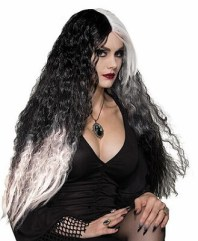 Gothic Witch Wig