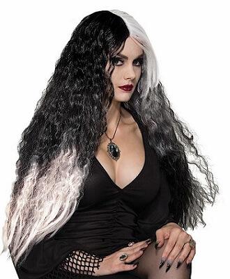 Gothic Witch Wig