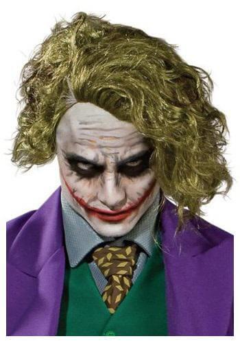 Scary Joker Wig
