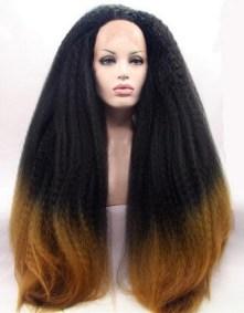 Synthetic Yaki Wigs