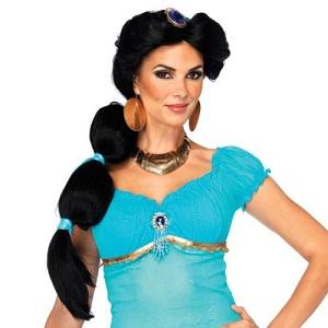 Princess Jasmine wig