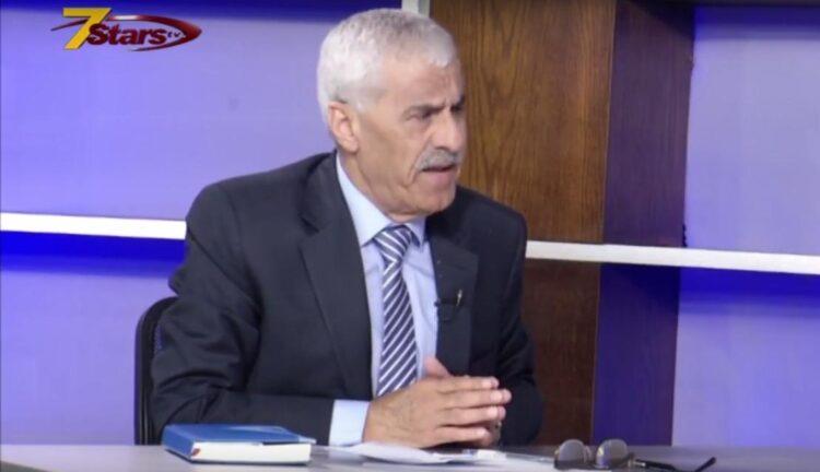 فيديو/مقابلة د. سعيد ذياب على قناة سفن ستارز وحديث حول آخرالمستجدات على الصعيد المحلي والإقليمي