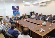 Photo of ملتقى الاحزاب القومية واليسارية في اربد يزور نقابة المعلمين فرع اربد