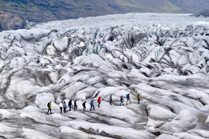 Glacier Hike in Skaftafell – Small Groups