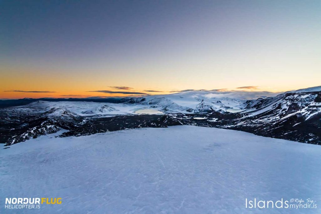 Glacier Helicopter Iceland Luxury Tours