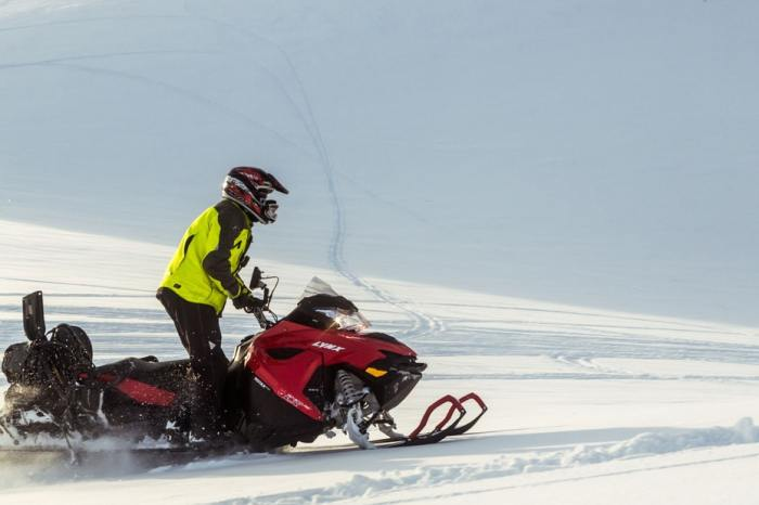 Glacier Snowmobile & Ice Cave – From Gullfoss